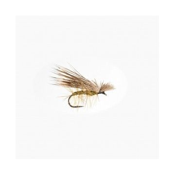 Mouche sèche Elk air caddis